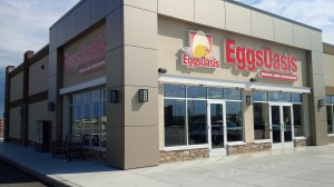 Outdoor Eggs Oasis Airdrie