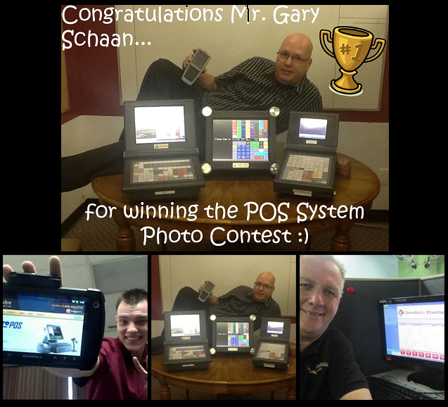 POS System Photo Contest Winner