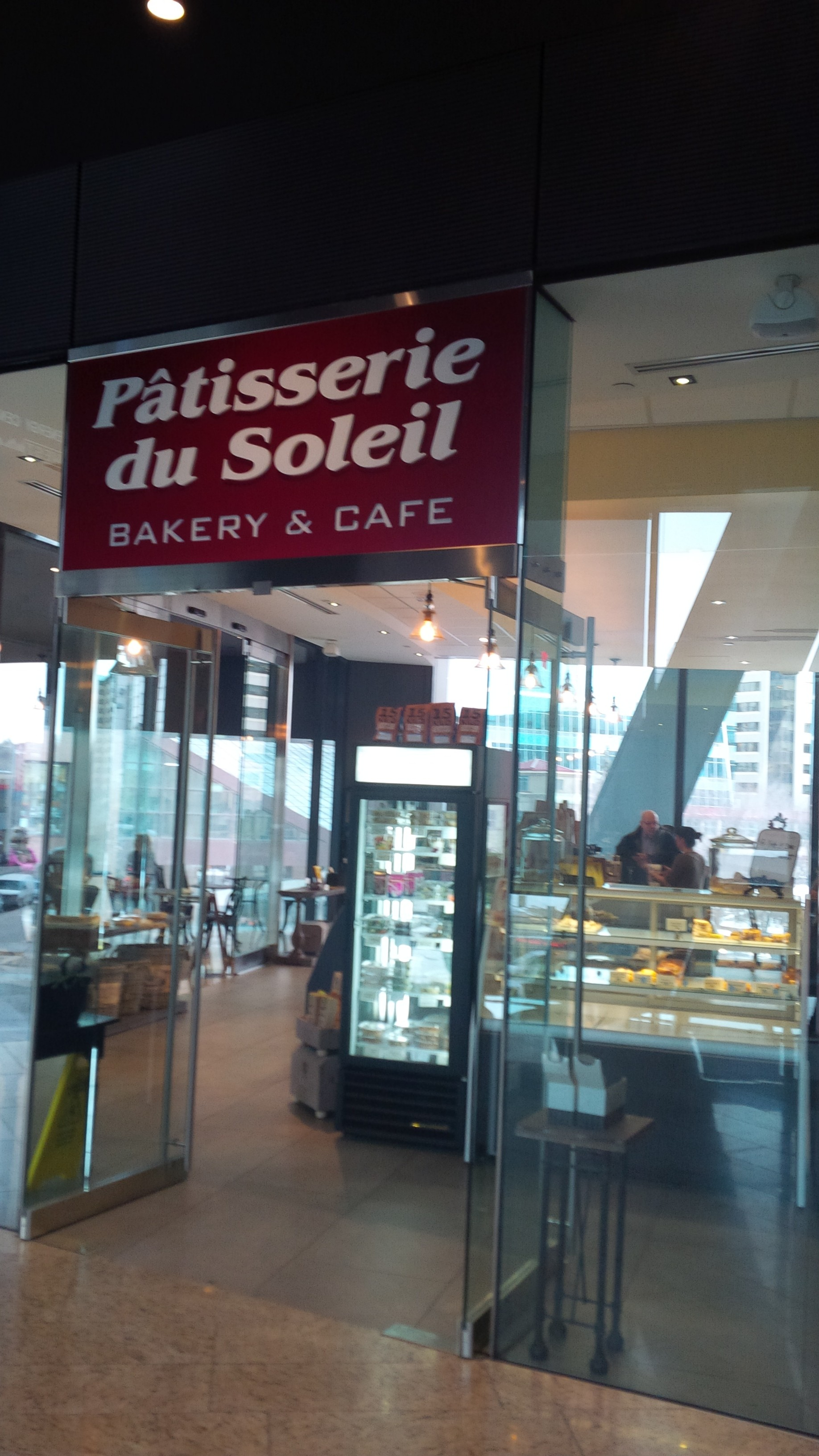 Condor POS Solutions At Patisserie du Soleil The Bow